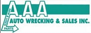 AAA AUTO WRECKING image