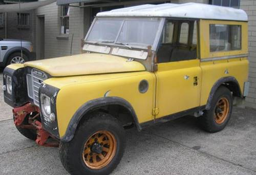 Land Rover Lake Bluff >> LAND-ROVER Series 3 1978 Parts and Wreckers Wrecking ...