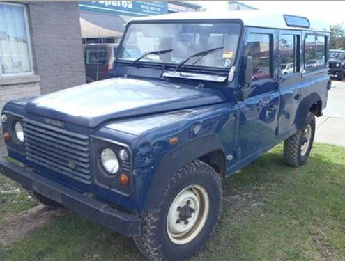 Land Rover Lake Bluff >> LAND-ROVER Defender 1999 Parts and Wreckers Wrecking ...