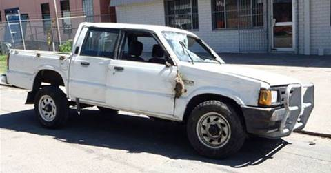 Land Rover Lake Bluff >> MAZDA Bravo 1994 Parts and Wreckers Wrecking KOTARA ...