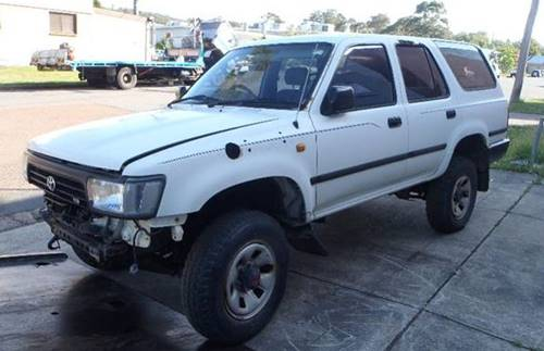 Land Rover Lake Bluff >> TOYOTA 4Runner 1994 Parts and Wreckers Wrecking KOTARA ...