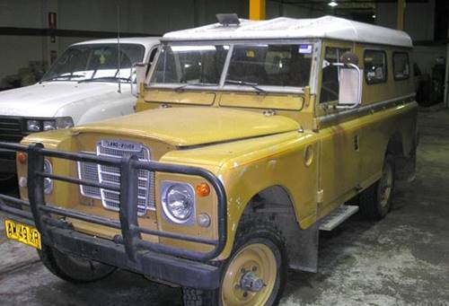 Land Rover Lake Bluff >> LAND-ROVER Series 3 1982 Parts and Wreckers Wrecking ...