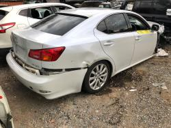 2006 LEXUS IS250 QUEENSLAND