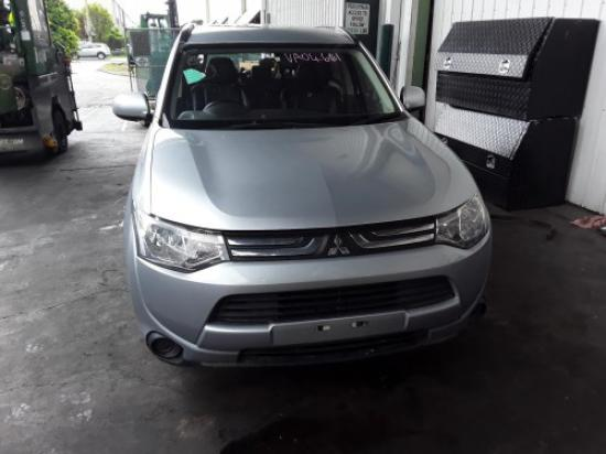 2013 mitsubishi outlander QUEENSLAND