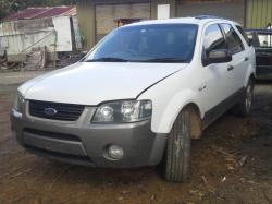 2008 ford territory QUEENSLAND
