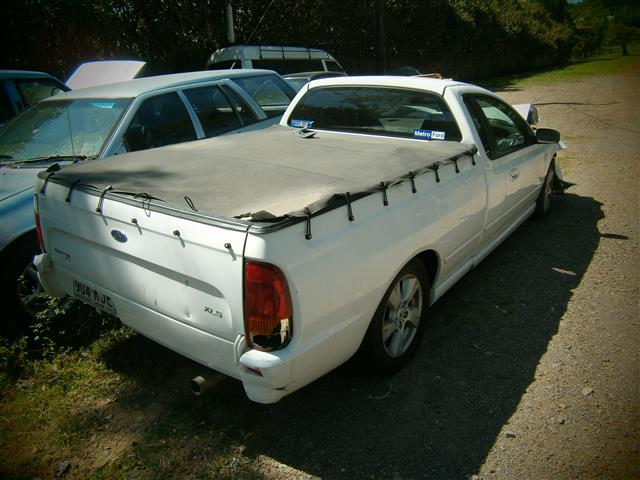 Ford Falcon Bf Parts Amp Wrecking In Cooroy Brisbane Region