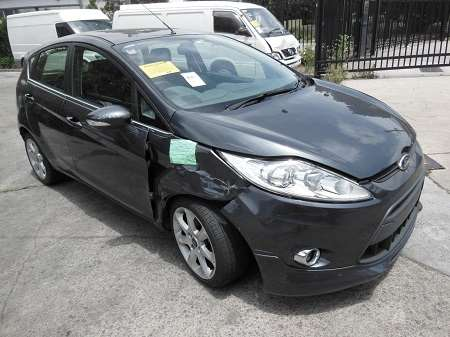 Ford Fiesta 2010 Parts And Wreckers Wrecking Ingleburn Nsw