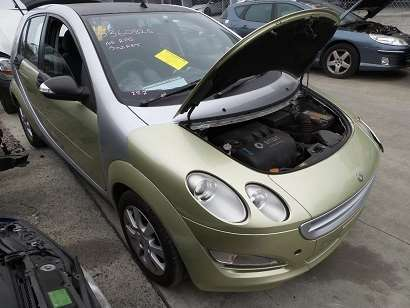 Smart Forfour Parts Amp Wrecking In Fairfield East Sydney