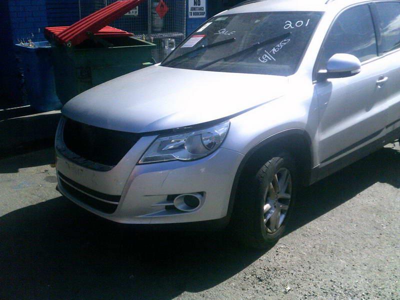 Volkswagen Tiguan 2010 Parts And Wreckers Wrecking Qld Vic Sa Wa Nsw