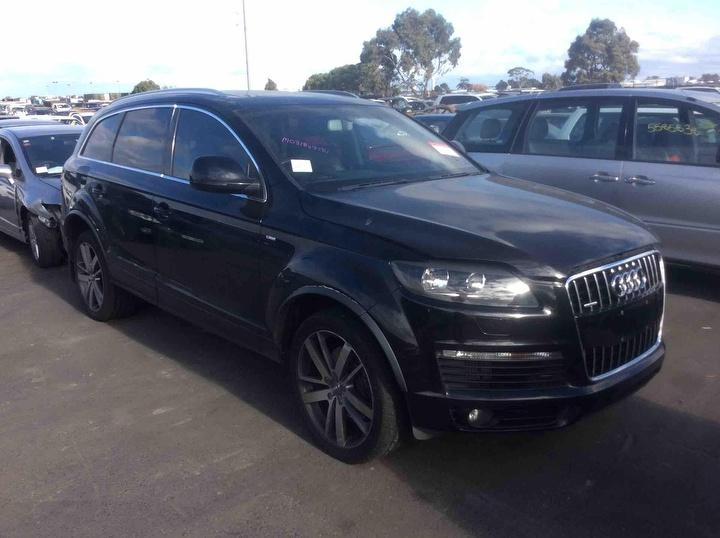 Audi Q7 Td 3 0l Casa Parts Amp Wrecking In Qld Vic Sa Wa