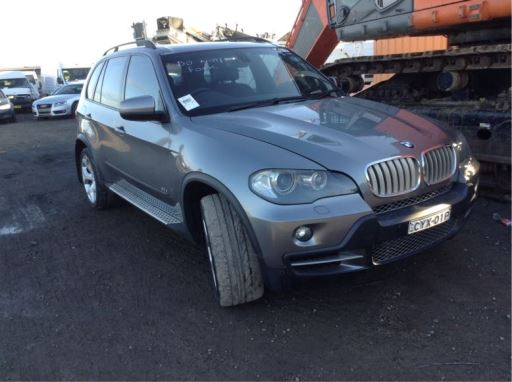 Bmw X5 E70 2007 Parts And Wreckers Wrecking Qld Vic Sa Wa Sydney Nsw