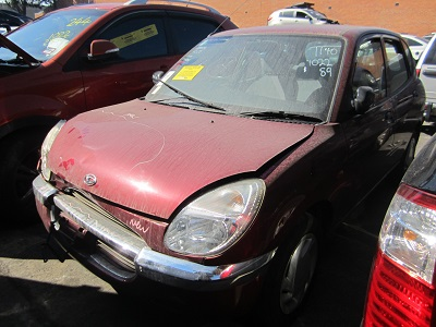 Daihatsu Car Parts Wellington