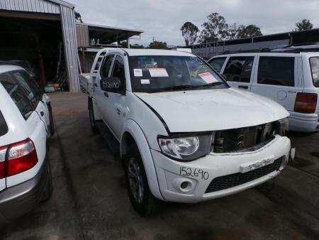 Mitsubishi Triton 2011 Parts And Wreckers Wrecking Yandina Queensland