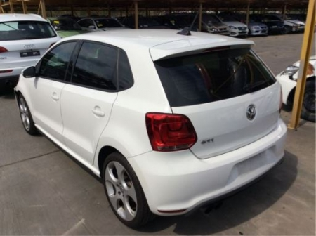 VOLKSWAGEN POLO 2012 Parts and Wreckers Wrecking QLD VIC SA
