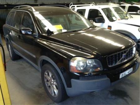 Volvo Xc90 2004 Parts And Wreckers Wrecking Qld Vic Sa Wa Nsw