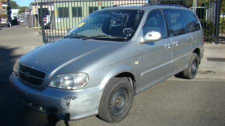 kia carnival 2004 parts and wreckers wrecking ingleburn sydney nsw. Black Bedroom Furniture Sets. Home Design Ideas