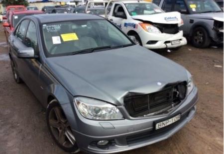 Mercedes Benz C200 W204 Parts Amp Wrecking In Qld Vic Sa Wa