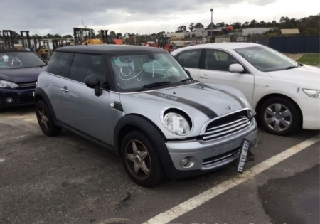 Mini Cooper Parts Amp Wrecking In Qld Vic Sa Wa Sydney