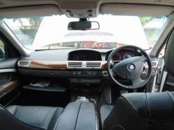 2006 bmw  740i